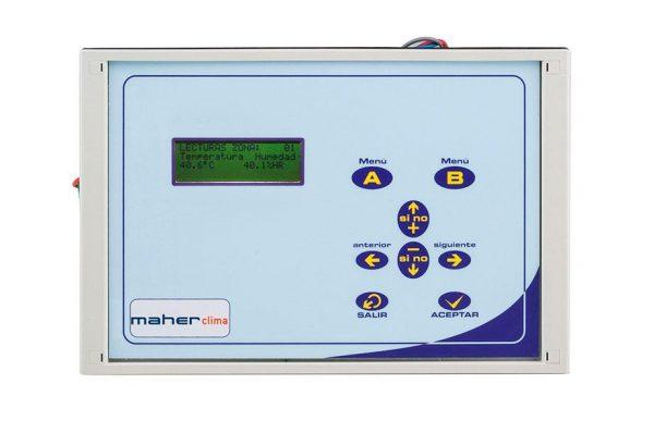Maher Clima controlador de clima