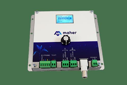 transmisor ph y conductividad