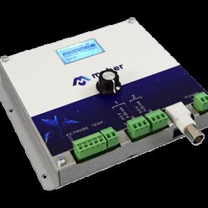 transmisor de ph y conductividad