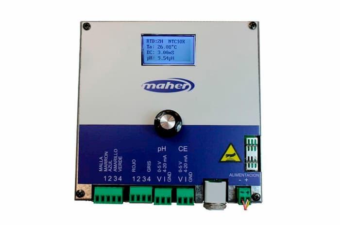 Maher Probe transmitter