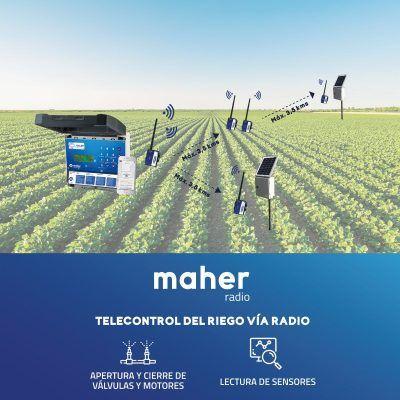TELECONTROL-RIEGO-RADIO